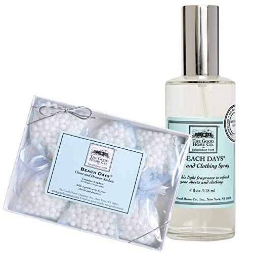 The Good Home Sheet and Clothing Linen Spray