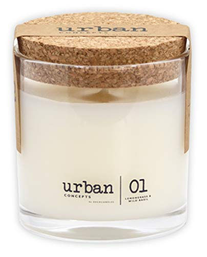 Urban Concepts Highly Scented Candle