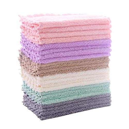 Does Not Shed Fluff No Odor Reusable Dish Towels