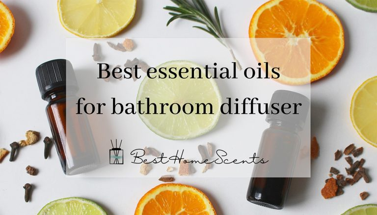 Best essential oil for bathroom diffuser