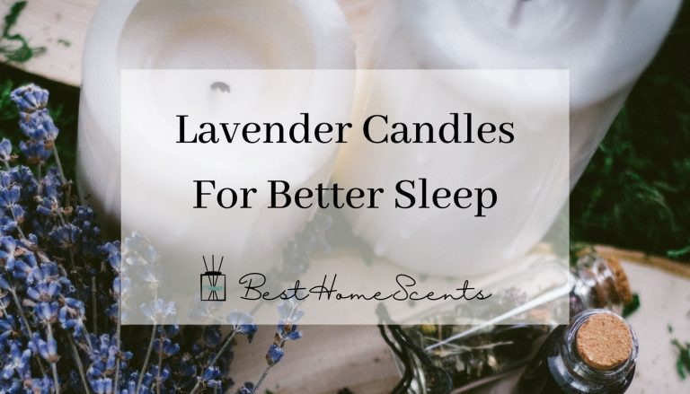 Having Troubles Sleeping? Relax with These Lavender Scented Candles