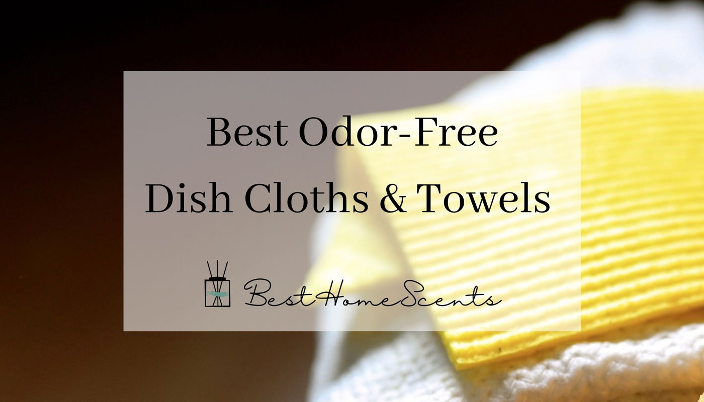 Best dishcloths that don't smell